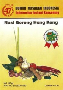 Bumbu 47 Nasi Goreng Hongkong