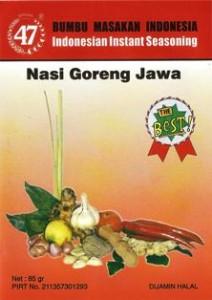 Bumbu 47 Nasi Goreng Jawa