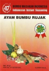 Bumbu 47 Ayam Bumbu Rujak
