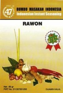 Bumbu 47 Rawon